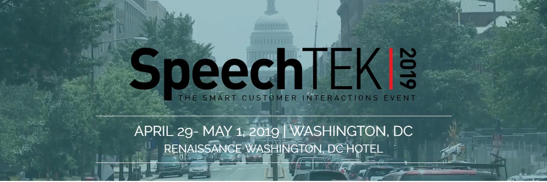 SpeechTEK @ Вашингтон, США