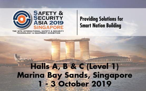 Safety & Security Asia @ Сингапур
