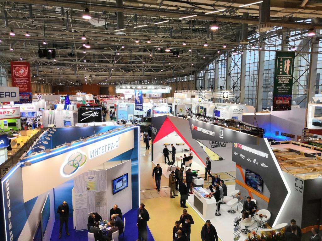 XXIII Международная выставка средств обеспечения безопасности государства «INTERPOLITEX - 2019» @ Москва, Россия