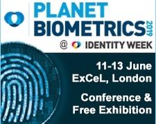 Planet Biometrics 2019 @ Лондон, Англия