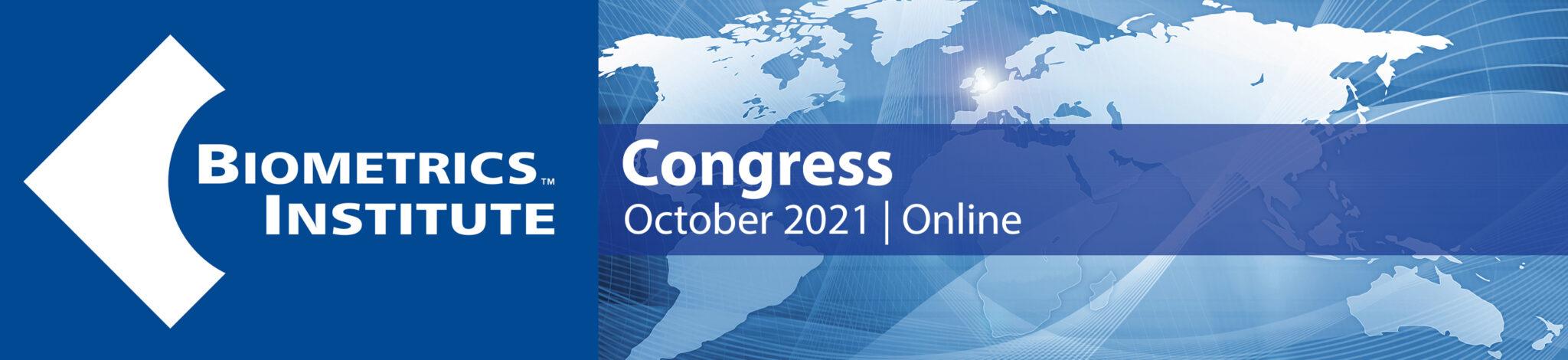 Biometrics Institute Congress @ Онлайн