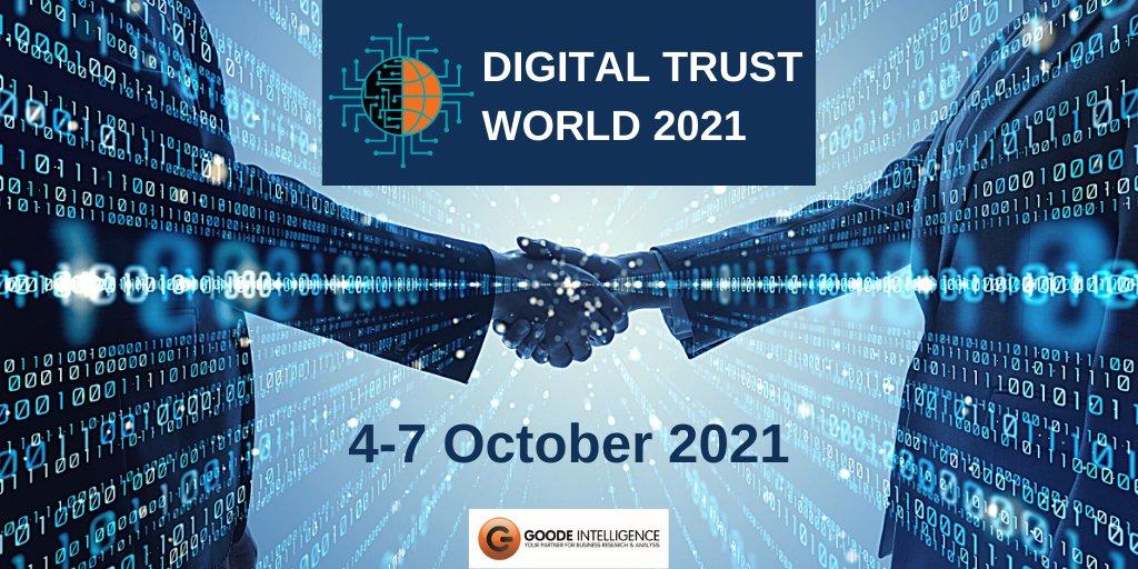 Digital Trust World 2021 @ Онлайн